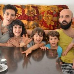 Famiglia Gangemi- fonte foto: repubblica.it