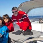 Famiglia vive in barca a vela. Fonte foto: repubblica.it