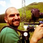 Il regista Giuseppe Valentino. Fonte foto: G.V.