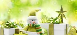 Regali Natale 2017: facciamoli green!