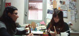 Luciana & Roberta: Boblu e il fascino della carta riciclata