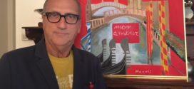 """Giorgio Lucchi, la terapia di Venezia dello """"scrittore di vita"""""""