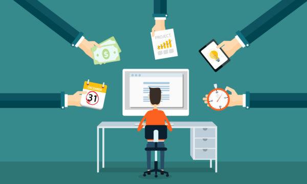Gig work guadagnare online