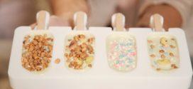 Come realizzare gelati con stampi in silicone