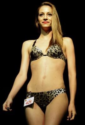 Rosaria Aprea, Miss Coraggio 2014