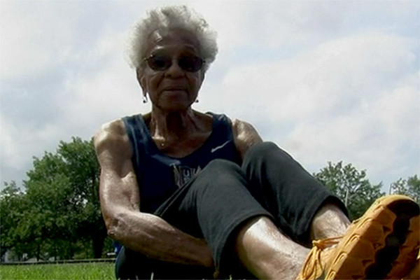 Ida Keeling la nonna record