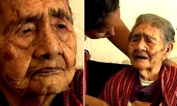 Leandra Becerra Lumbreras, nonna record