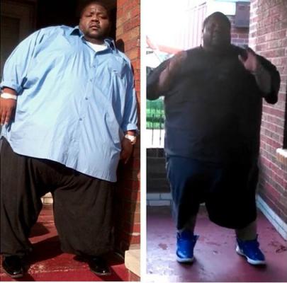 Larry Evans, da obeso a motivatore