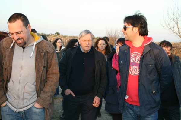 Don Luigi Ciotti a Cerignola- fonte foto: Francesco De Luca
